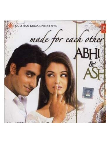 Made For Each Other: Abhi & Ash - CD