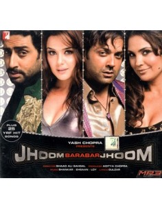 Jhoom Barabar Jhoom - 25 YRF Hit Songs - MP3