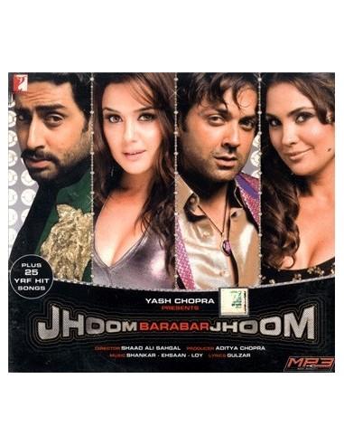 Jhoom Barabar Jhoom - 25 YRF Hit Songs - MP3