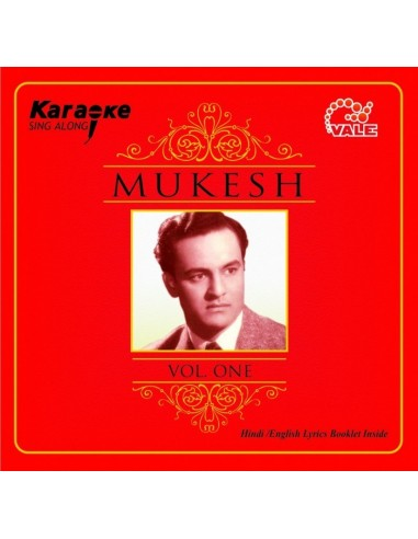Karaoke - Mukesh Vol. 1 CD