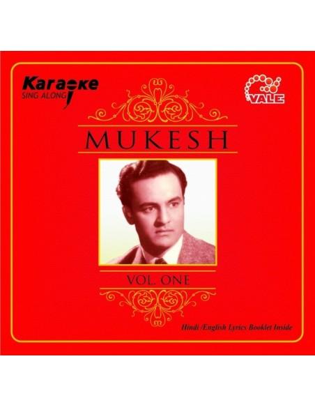 Karaoke - Mukesh Vol. 1 CD
