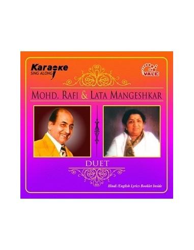 Karaoke - Mohd. Rafi & Lata Mangeshkar CD