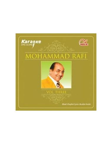 Karaoke - Mohammad Rafi Vol. 3 CD