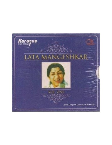 Karaoke - Lata Mangeshkar Vol. 1 CD
