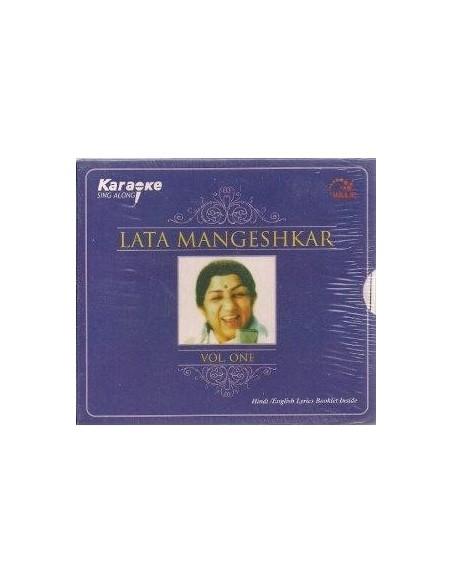 Karaoke - Lata Mangeshkar Vol. 1 CD