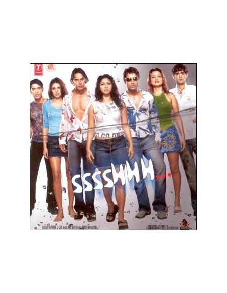 Sssshhh CD