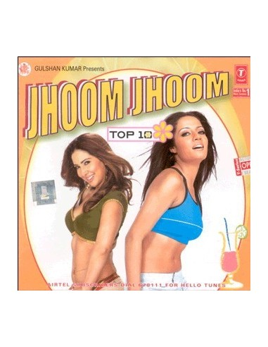Jhoom Jhoom Top 10 CD