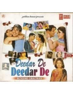 Deedar De Deedar De: Sunidhi Chauhan - CD