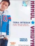 Tera Intezar - Rahul Vaidya CD