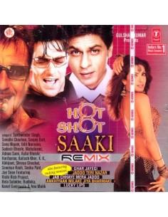 Hot Shot Saaki Remix CD