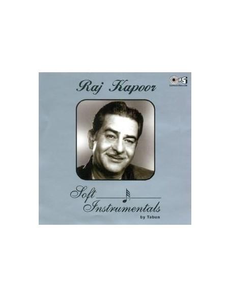 Soft Instrumentals: Raj Kapoor CD