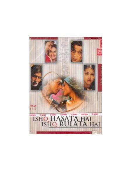 Ishq Hasata Hai Ishq Rulata Hai CD