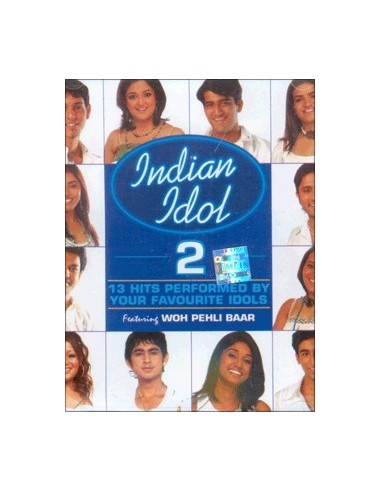 Indian Idol 2 CD