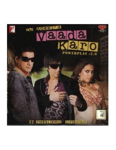 Vaada Karo (Powerplay 2.0) CD
