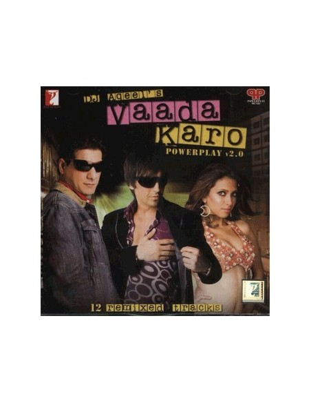 Vaada Karo (Powerplay 2.0) CD
