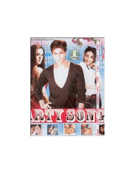Party Song CD