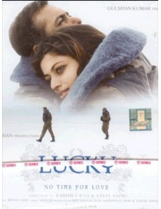 Lucky - No Time For Love CD