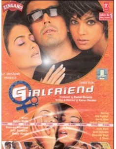 Girl Friend CD