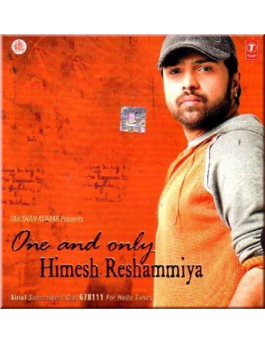 One and Only Himesh Reshammiya CD