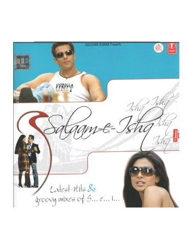 Salaam-E-Ishq Latest Hits & Groovy Mixes CD