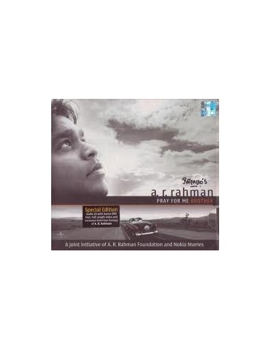 A.R. Rahman - Pray For Me Brother CD