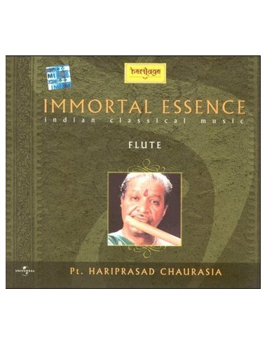 Immortal Essence - Flute CD