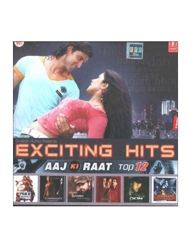 Exciting Hits - Aaj Ki Raat Top 12 CD