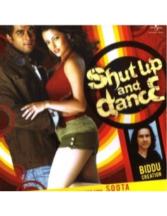 Shut Up and Dance CD