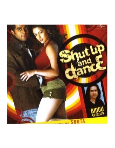 Shut Up and Dance CD