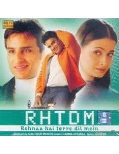Rehnaa Hai Terre Dil Mein CD