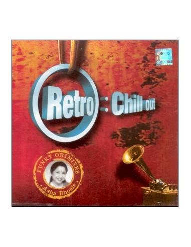 Retro Chill Out (Asha Bhosle) CD
