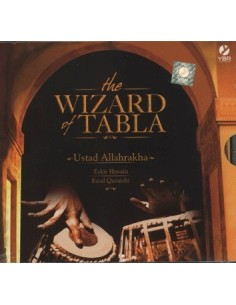 The Wizard of Tabla (Ustad Allahrakha) CD