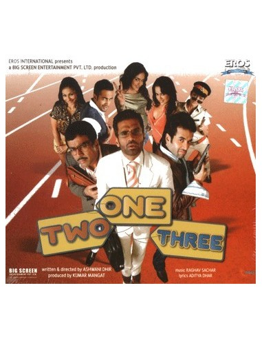 One Two Three CD