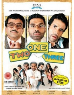 One Two Three DVD - Collector