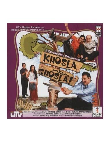 Khosla Ka Ghosla CD