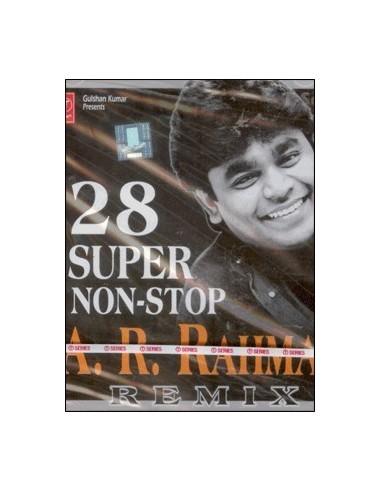 28 Super Non-Stop A.R.Rahman Remix CD