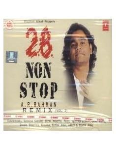 28 Super Non-Stop A.R.Rahman Remix Vol. 2 CD