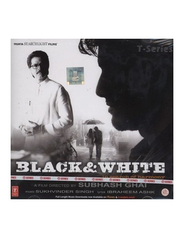Black & White CD