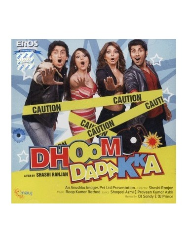 Dhoom Dadakka CD