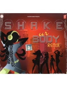 Shake Ur Body Remix CD