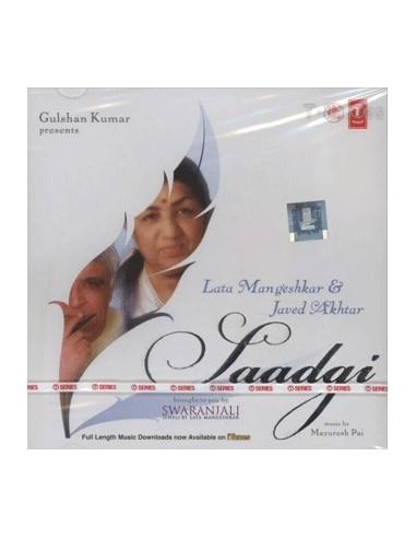 Saadgi - Lata Mangeshkar & Javed Akhtar CD