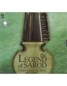 The Legend of Sarod (Ustad Amjad Ali Khan) CD