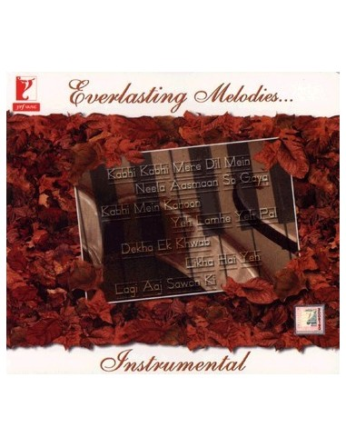 Everlasting Melodies - Instrumental CD