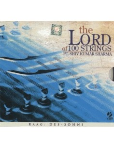 The Lord of 100 Strings (Pt. Shiv Kumar Sharma) CD