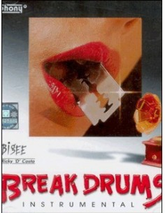 Break Drums - Instrumental CD