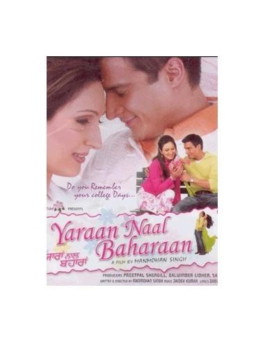 Yaraan Naal Baharaan CD
