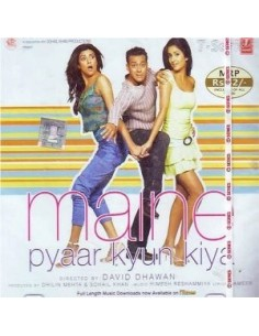 Maine Pyaar Kyun Kiya CD
