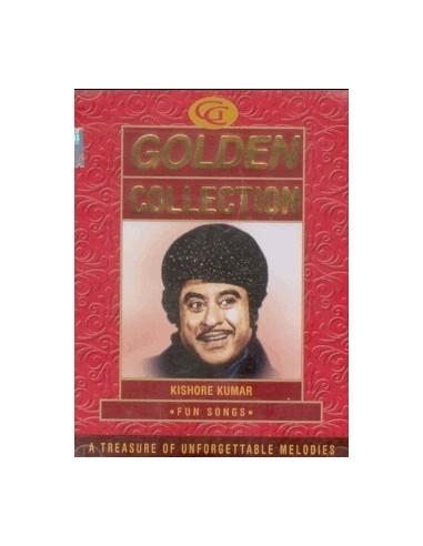 Golden Collection (Kishore Kumar) CD