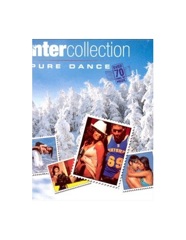 Winter Collection - Pure Dance CD