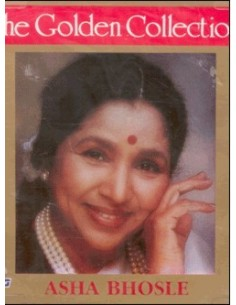 The Golden Collection (Asha Bhosle) CD